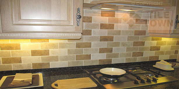 brick effect kitchen wall tiles cabinets ft myers fl tiletown slider
