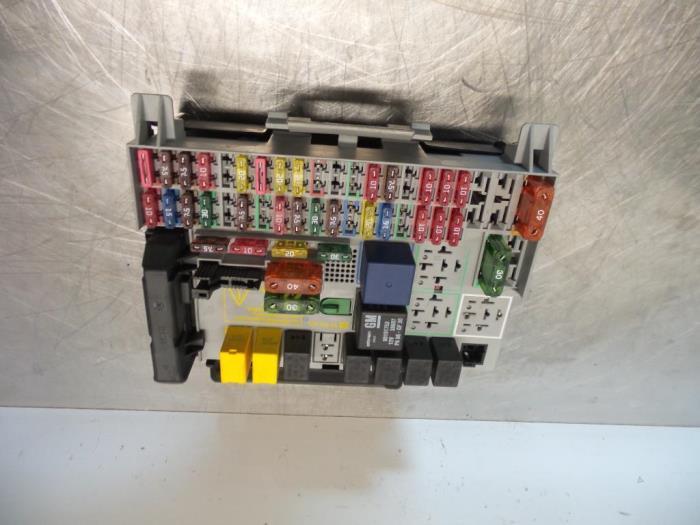 opel kadett fuse box opel corsa fuse box layout