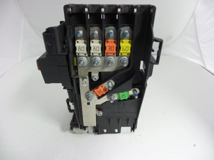 fuse box on a peugeot 308 wiring diagram