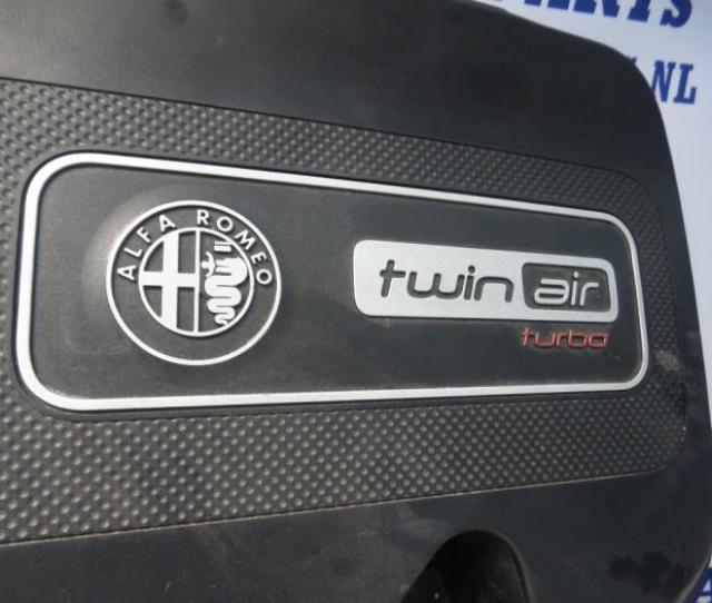 Air Filter From A Alfa Romeo Mito