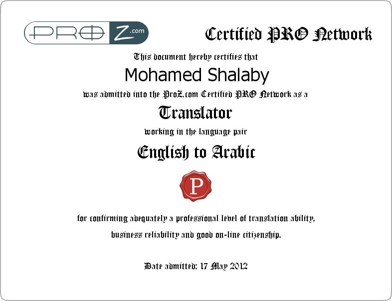 English To Arabic Translator Localizer