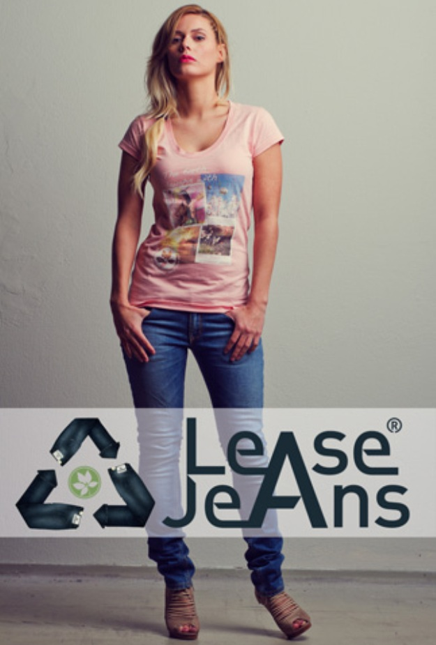 Dutch Company Lets Customers Rent Designer Jeans