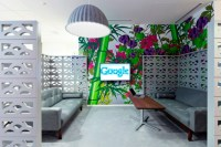 Google's Tokyo Office Celebrates Best Of Japanese Design