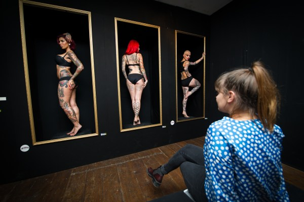 Inked Skin In London Exhibit - Psfk