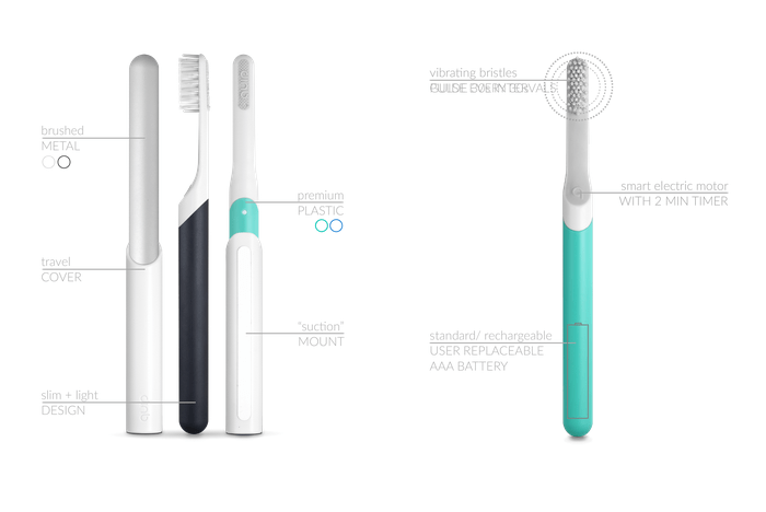 Quip Gives Toothbrush Gets its Monthly-Subscription Service