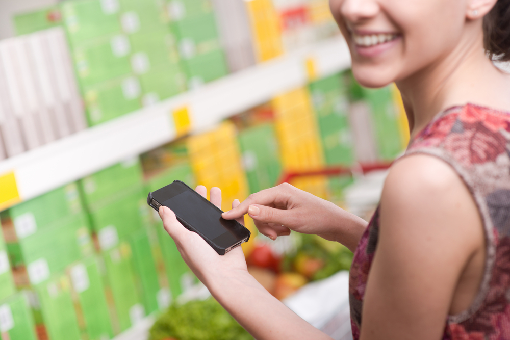 Discover Food in the Grocery Store According to Diet Restrictions