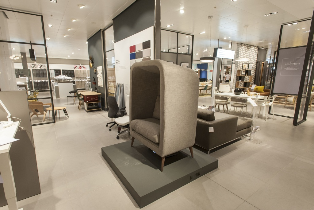 Cocoon Yourself in a Noise Reduction Tech Armchair