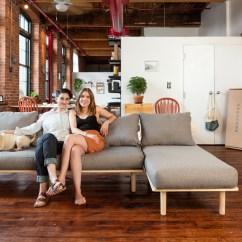 Ikea Purple Sofa Klaussner Leather Sleeper Making Moving Furniture Look Easy And Beautiful