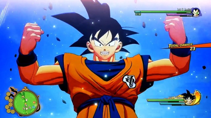 Image result for dragon ball z kakarot gameplay