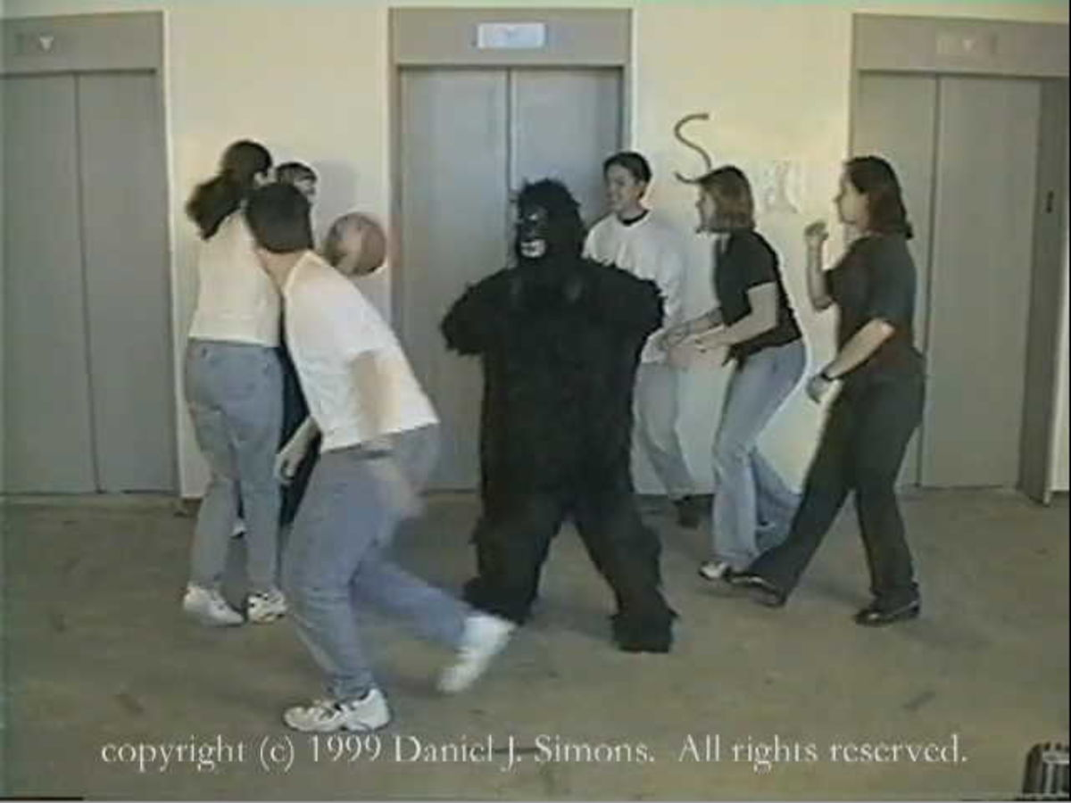 A Must Read: The Invisible Gorilla | Psychology Today