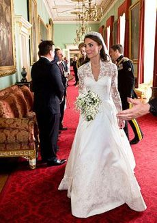 Outsiderism SelfEsteem and Suicide Kate Middletons Wedding Dress  Psychology Today