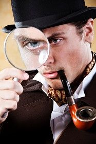 Therapy Thru the Magnifying Glass of Sherlock Holmes