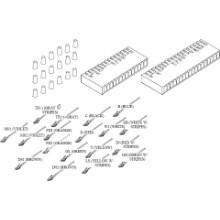 Amana PWHK01C Thermostat Wire Harness > Parts & Accessories