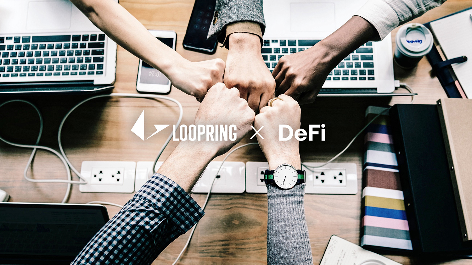 Loopring Joins DeFi to Build Up The Decentralized