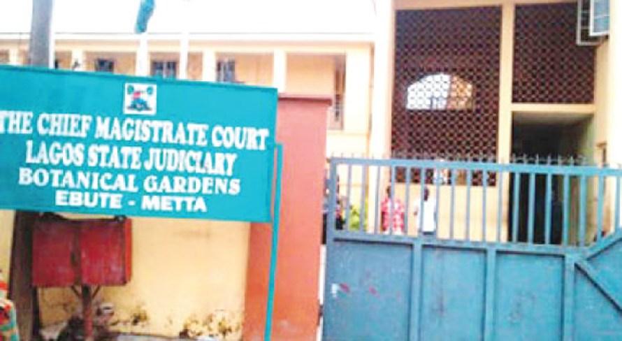 Yaba Margistrate Court
