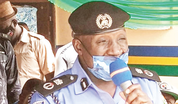 Delta State CP, Mohammed Ali
