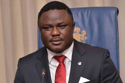 Image result for INEC declares Ayade winner of Cross River governorship election
