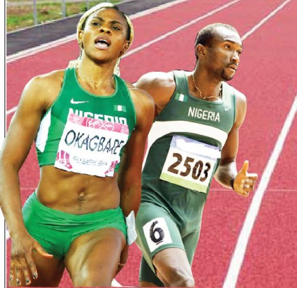 Image result for C'wealth games: Confusion in national camp over Bamidele disappearance