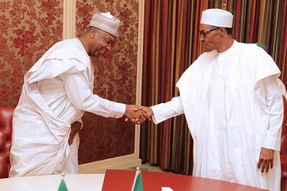 Image result for Elections sequence: Pro-Buhari, pro-Saraki senators spoil for war