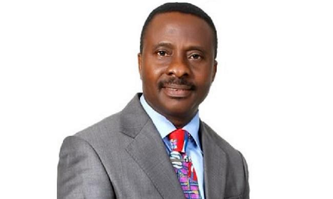CAN President, Dr. Samson Supo Ayokunle