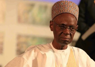 Image result for Ex-President Shagari dies at 93