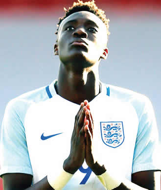 Tammy Abraham right to reject Nigeria – Onigbinde – Punch Newspapers