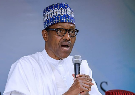 Image result for APC will win 2019 elections - Buhari declares