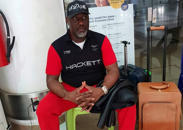 Image result for They snatched my passport, I snatched it back - Melaye speaks