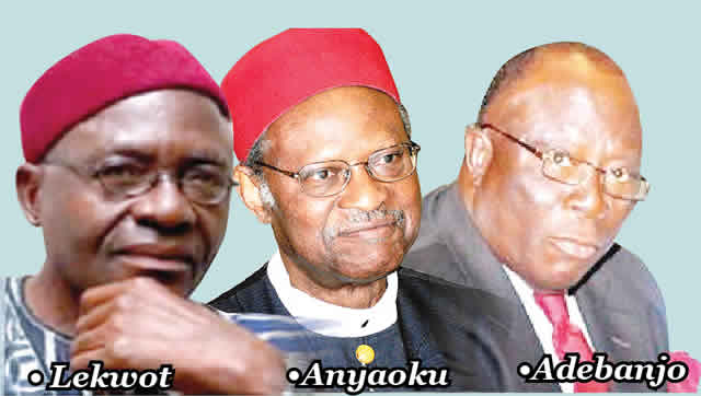 Image result for Restructuring a must, say Anyaoku, Akintoye, others