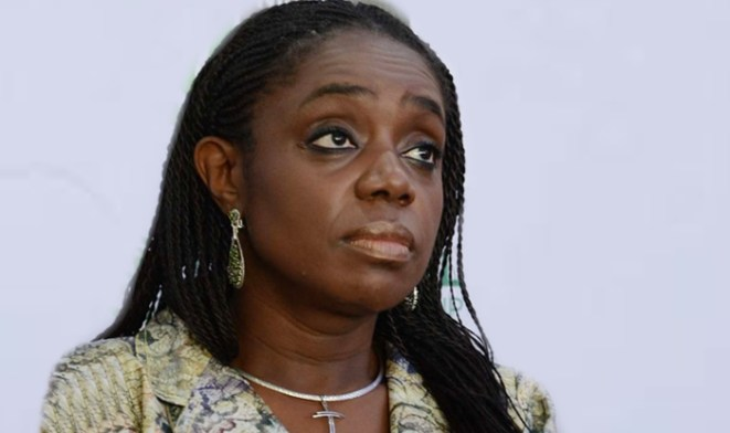 Buhari Granted Adeosun's resignation Letter