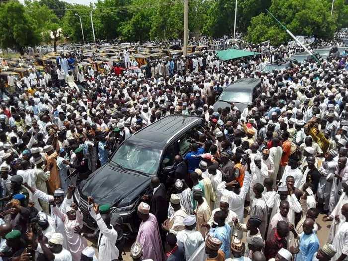 Tambuwal joins PDP (SEE PHOTOS)
