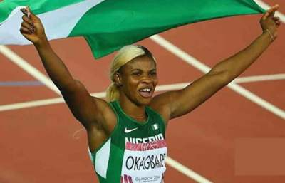Sport: Guinness Book of World Records recognises Blessing Okagbare