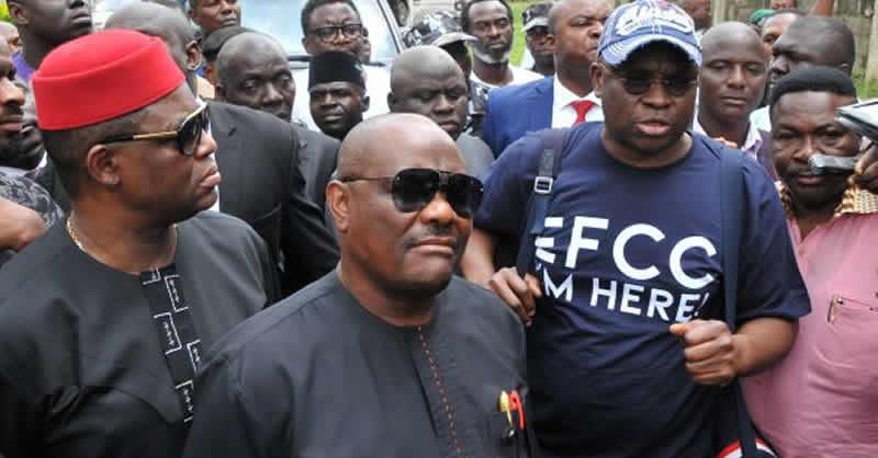 Image result for I am Fayose's lawyer, Fani-Kayode tells EFCC
