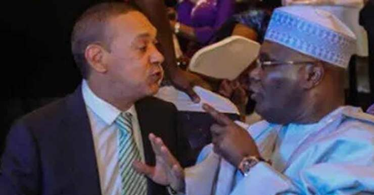 Image result for Atiku'll shock Buhari in South-West, boasts PDP  PDP Reveals What They Would Do In The South West, That Can be a SCHOCK For Buhari Ben Murray Bruce and Atiku Abubakar