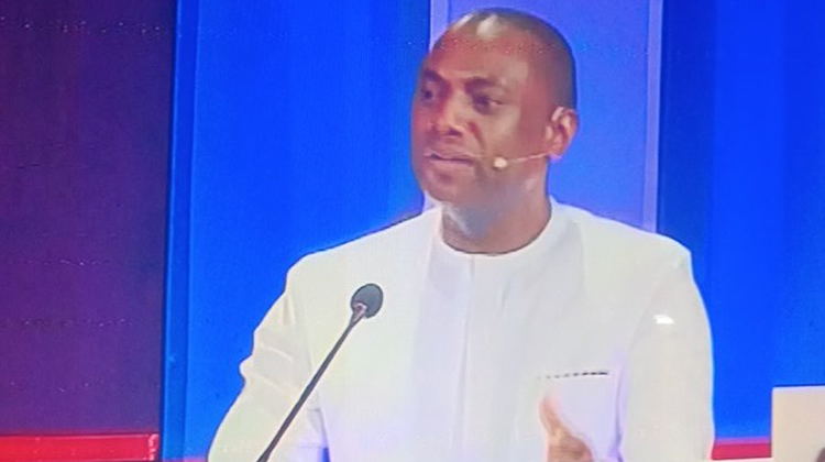 Image result for I am ready to sacrifice my presidential ambition too —Fela Durotoye