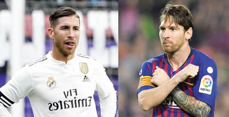 Ramos-Messi