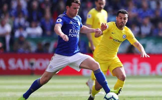 Epl Chelsea Held By Leicester But Point Enough For Third