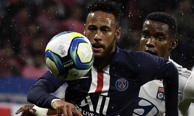 Neymar out mid-November, says PSG coach