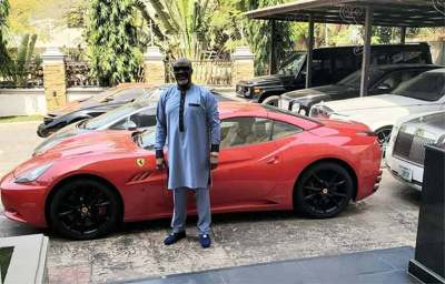 Youths stopped thugs from burning my house – Melaye
