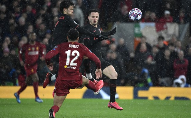 Champions League Liverpool Fight Back To Take Atletico
