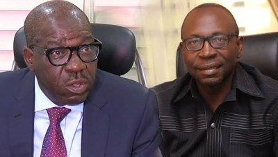 Edo Election: Ize-Iyamu concedes defeat