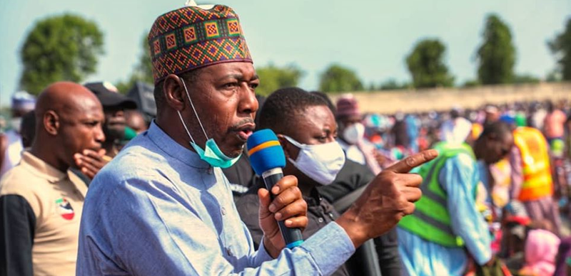 Just in: Death toll in Zulum's convoy Boko Haram attack rises to 30