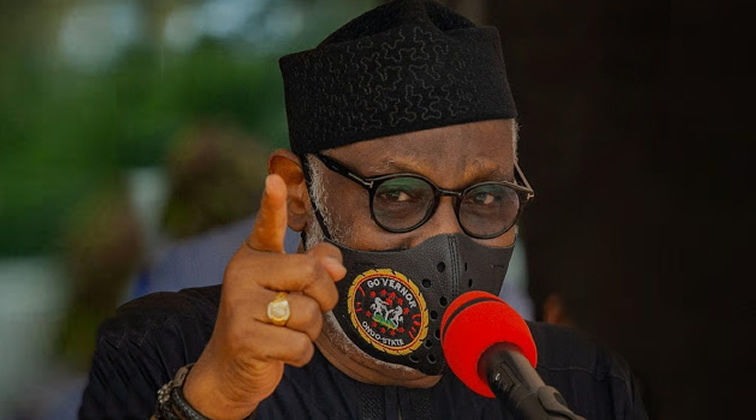 Ondo poll: Court dismisses suit challenging Akeredolu's reelection