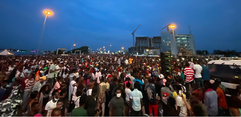 Lekki incident, a massacre without Dead bodies, says Federal Government