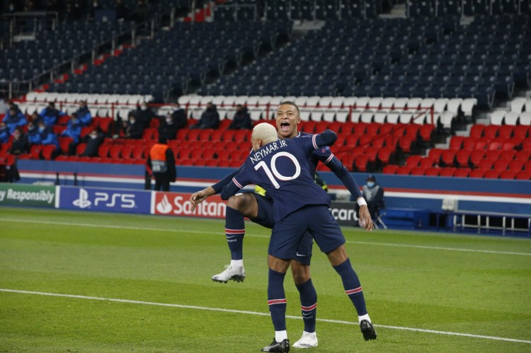 BREAKING: PSG knock Bayern out of Champions League - Punch ...