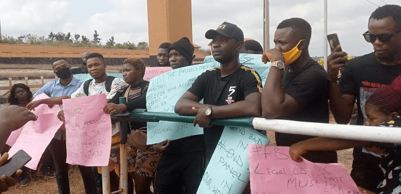 EndSARS protest resumes in Osogbo – Punch Newspapers