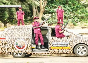 Amotekun freed the monarch Ekiti, arrested the king of kidnapping