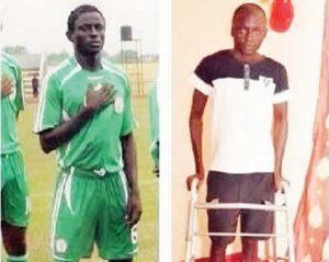 nigerian footballers, Daniel Joshua