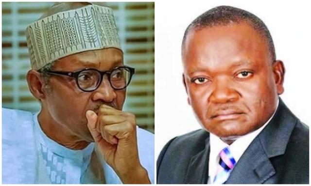Presidency knocks Ortom