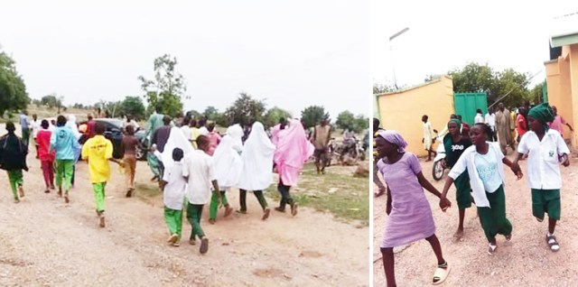 Armed bandits Kebbi Fed Sch students abducted